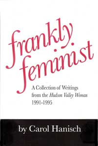 Scan: Frankly Feminist book cover